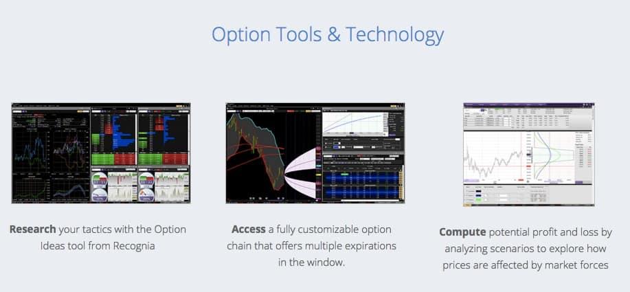 Scottrade Options Tools