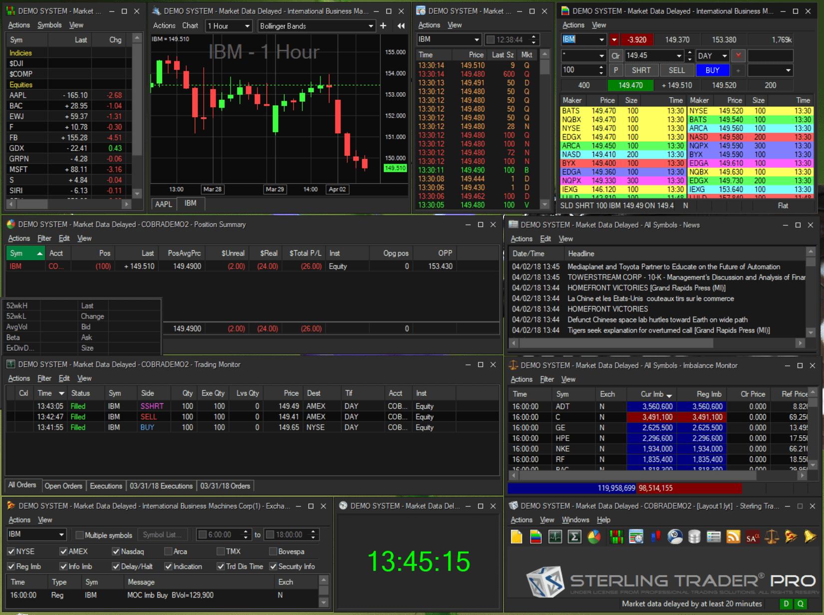 Just2Trade Sterling Trader Pro
