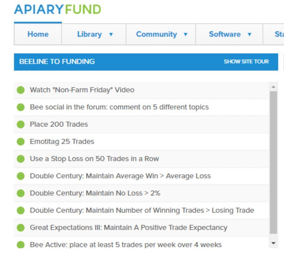Apiary Fund Video Program