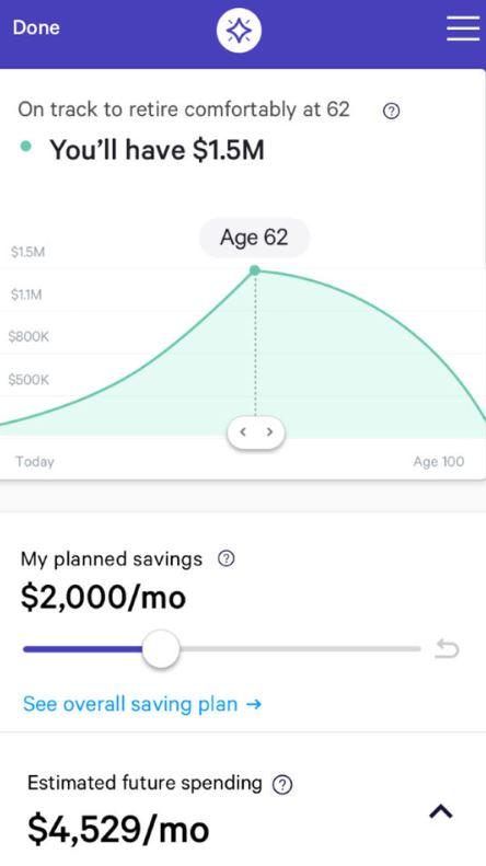 Wealthfront Mobile App