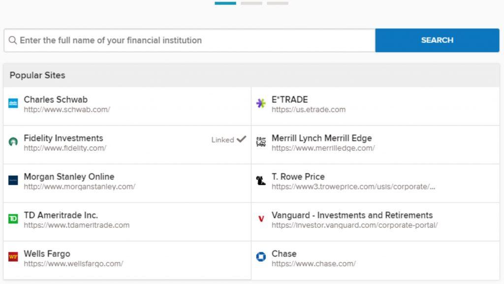 Stock Rover - Brokerages